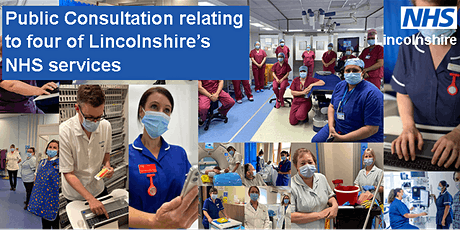 Public consultation relating to four of Lincolnshire's NHS Services tickets