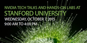 Stanford University & NVIDIA Tech Talks and Hands-on...