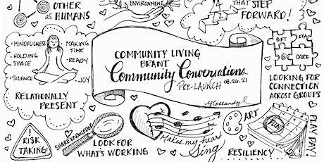 Community Living Brant Community Conversation tickets