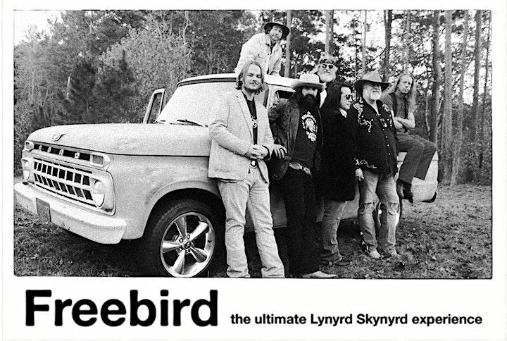 Freebird (The Lynyrd Skynyrd Tribute Show) image