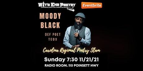 Carolina Regional Poetry Slam at The Radio Room tickets