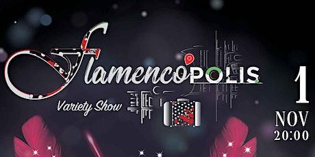 """Flamencópolis """"Indoor Edition"""" tickets"""