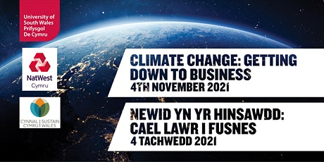 Climate Change: Getting Down to Business tickets