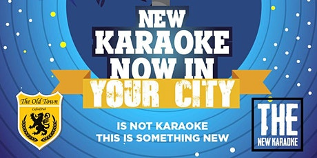 The New Karaoke in Ankara Old Town Pub tickets