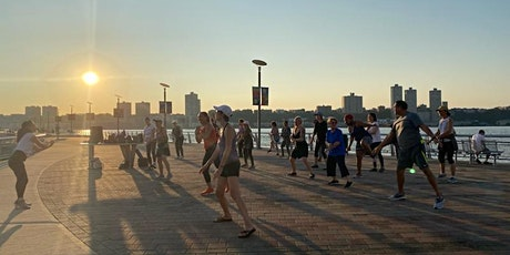 FREE Outdoor Dance-Exercise Classes:  Riverside Park Pier @ W. 125th Street tickets