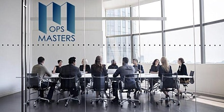 Ops-Masters, Operations Management Roundtable - October, 2021 Meeting tickets