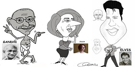Introduction to Drawing Caricatures tickets