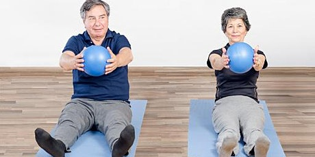 Practica pilates desde casa: ejercicios con pelota entradas