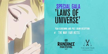 Raindance Gala: 'Laws of Universe' + Q&A tickets