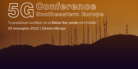 5G Conference Southestearn Europe tickets