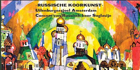Concert Russische Koorkunst tickets
