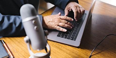 ¿Sobre qué quieres hablar? Crea tu podcast entradas