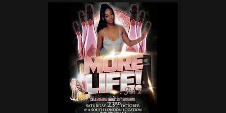 More Life Part 2 tickets