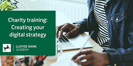 Charity Training: Creating a digital strategy tickets