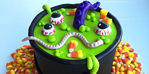Halloween Cake Workshop