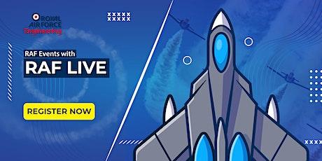 RAF LIVE PRESENTATION - Sheffield Hallam tickets