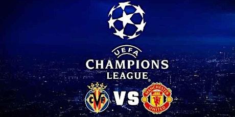 StREAMS@>! (LIVE)-Man United v Villarreal LIVE ON FrEE UCL 29 Sep 2021 tickets