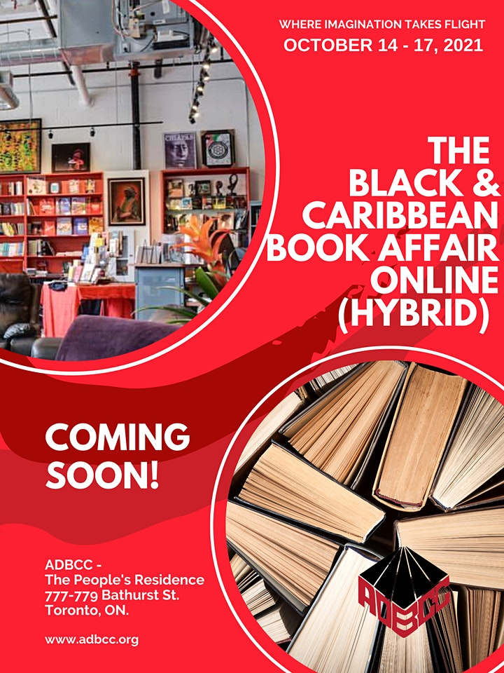 The Black and Caribbean Book Affair image