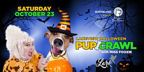 Lakeview Halloween Pupcrawl tickets