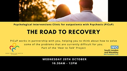 The Road to Recovery with PICuP tickets