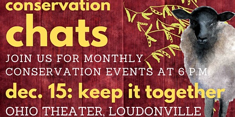 Conservation Chat: Keep it Together tickets