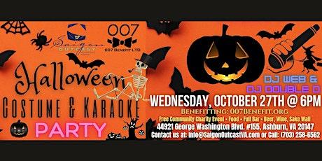 Pre-Halloween Costume & Karaoke Party tickets