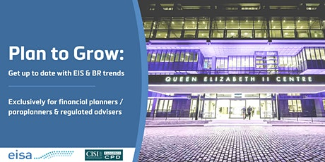 Plan to Grow 2022 – get up to date with EIS & BR trends tickets