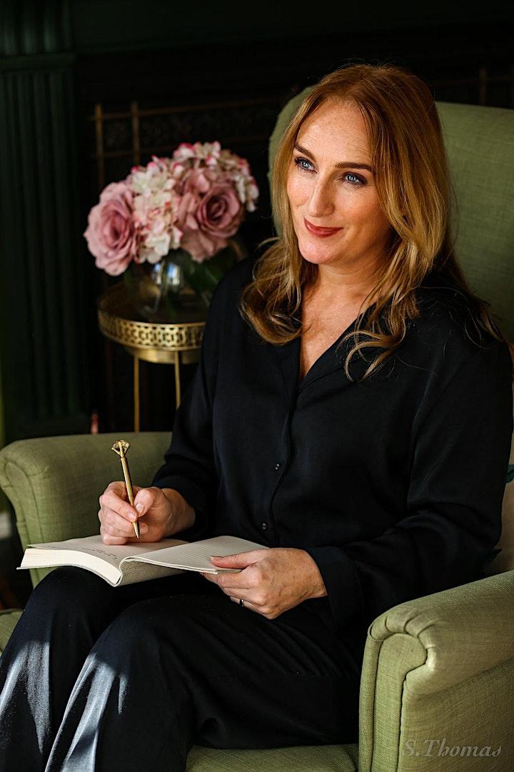 """Coffee & Conversation Guest Speaker: Catriona Jones, Author of """"Bloom Girl"""" image"""