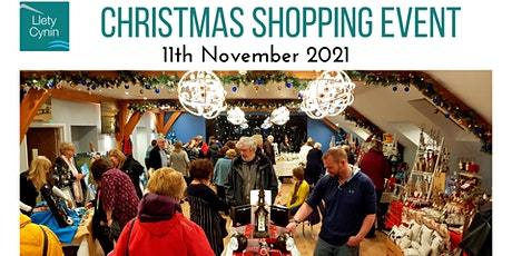 Christmas Shopping Event 2021 tickets