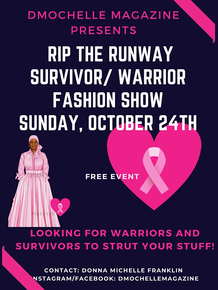 SPIRIT OF A WOMAN Breast Cancer Awareness Fundraiser image