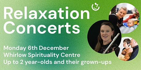 Relaxation Concerts: 10am, 6th December   Áine Molines (flute) tickets