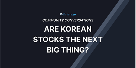 The Huge Potential Of South Korea tickets