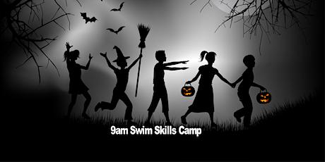 Halloween Swim Skills 9am tickets