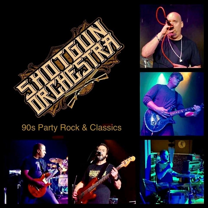 FREE SHOW!! Shotgun Orchestra (High Energy Party Rock & Classic Hits) image