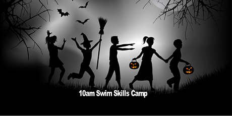 Halloween Swim Skills 10am tickets