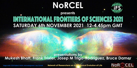 International Frontiers of Sciences 2021 tickets