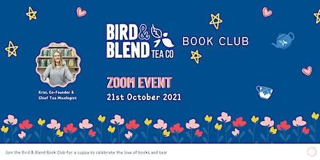 Bird & Blend Autumn Book Club tickets