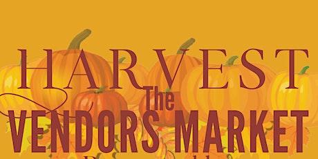 Harvest: The Vendors Market tickets