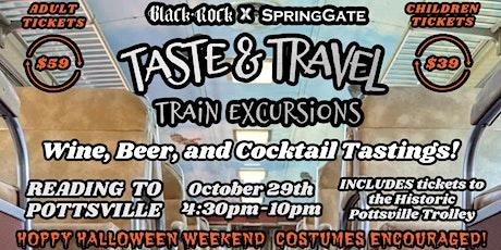 Taste & Travel | Reading to Pottsville tickets