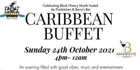 Caribbean Buffet Experience & Cocktails | Black History Month tickets