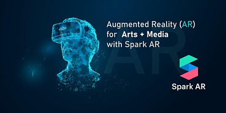 Exploring Augmented Reality: Arts + Media – Online Workshop tickets