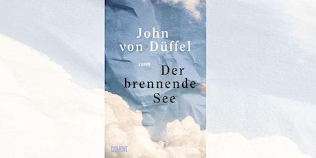 """Climate Fiction Book Club:  John von Düffel """"Der brennende See"""" tickets"""