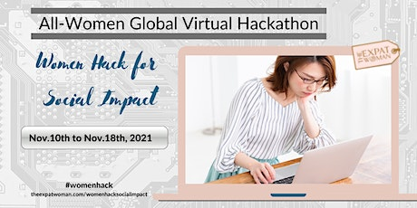 Women Hack for Social Impact tickets