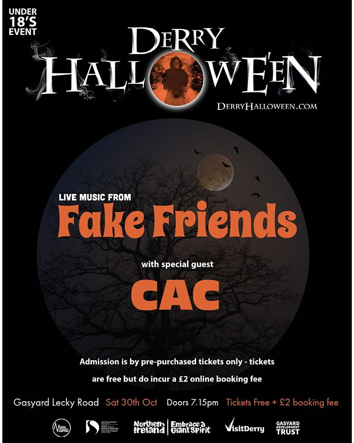 Fake Friends & CAC image