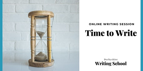 Time To Write – Online Writing Sessions tickets