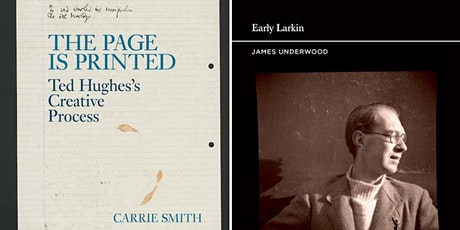 Hughes and Larkin Book Launches tickets