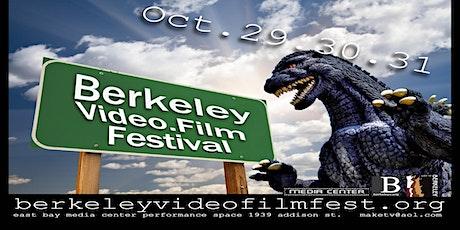 30th BERKELEY VIDEO + FILM FESTIVAL 2021 tickets