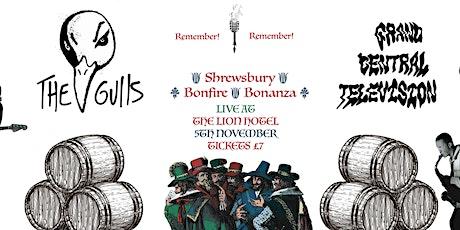 Shrewsbury Bonfire Bonanza tickets