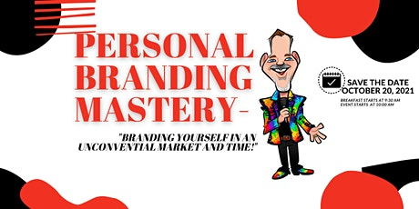 Personal Branding Mastery with Tim Davis of Movement Mortgage tickets