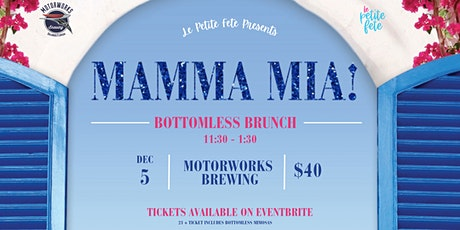 Mamma Mia Brunch tickets